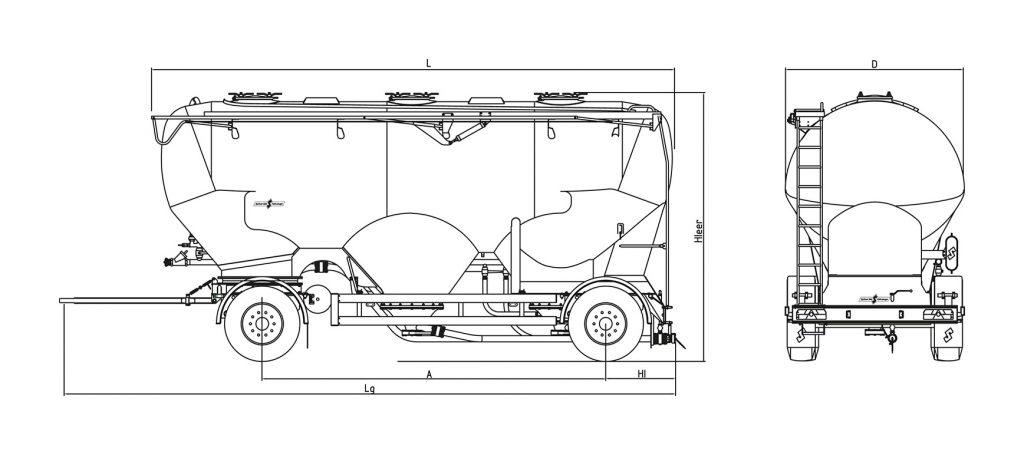 Technical drawing -  SAPI 1830/3